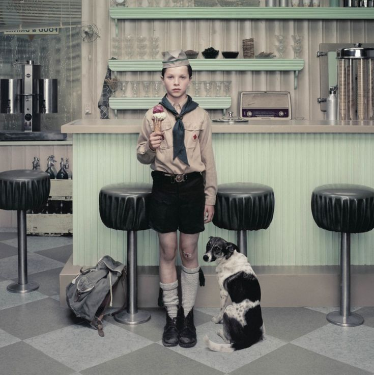 Erwin_Olaf_-_THE_ICE_CREAM_PARLOUR