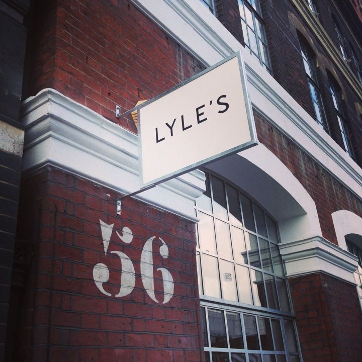Lyle's in London, Greater London