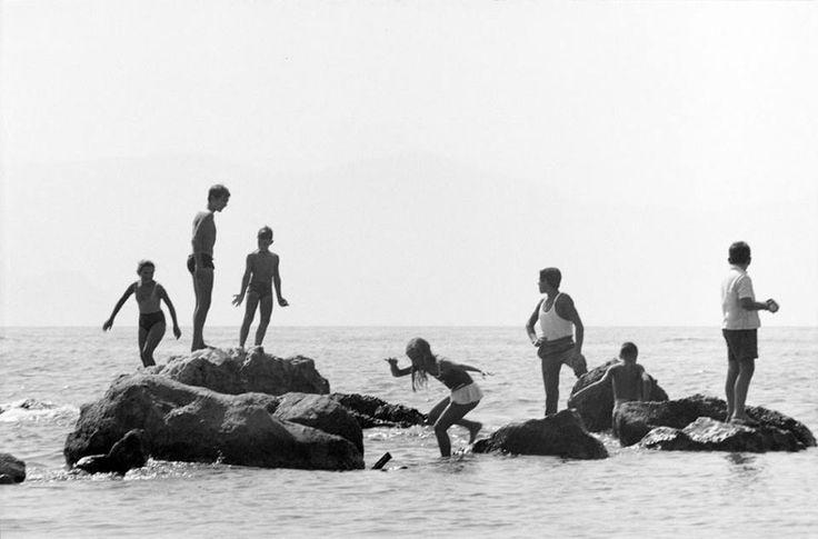 Paros island, 1971. Photo by Zacharias Stellas Benaki Museum Photographic Archives