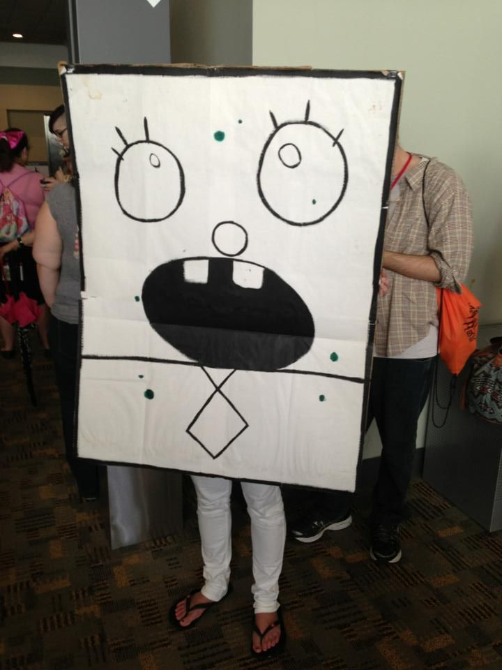 Doodlebob from Spongebob Squarepants #spongebobsquarepants #cosplay