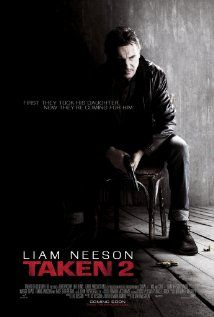 Taken 2 - In Istanbul, retired CIA operative Bryan Mills and his wife are taken hostage by the father of a kidnapper Mills killed while rescuing his daughter. (description taken from imdb.com)