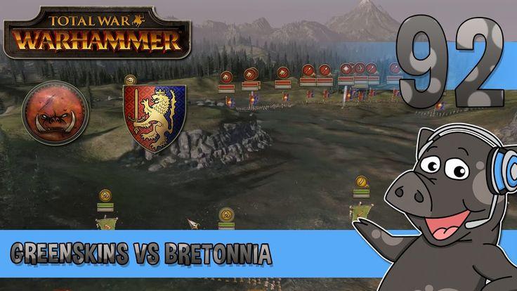GORK & MORK WILLS IT - Total War: Warhammer - Multiplayer Ranked Battle ...