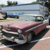 1956  2 Door Chevy