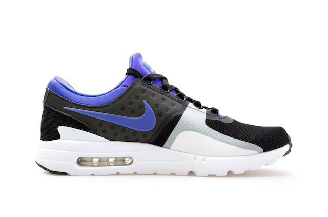 "NIKE AIR MAX ZERO QS ""Black/Persian Violet"""