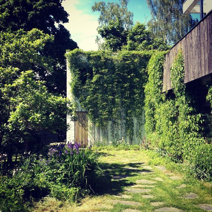 La Petite Ecole • Alvar Aalto`s own house, Helsinki