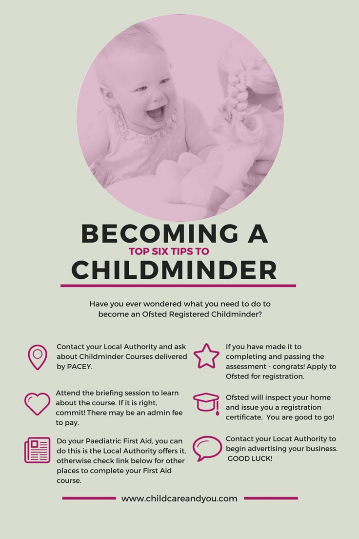 how to become a qualified childminder