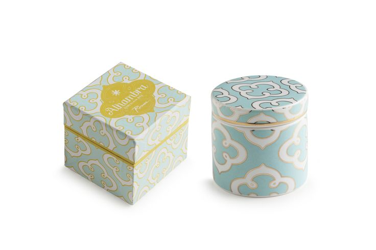 "Rosanna Alhambra Small Porcelain Vessel — Rosanna Alhambra Small Vessel Porcelain in a Gift Box 2.5"" x 2.5"""