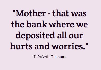 #Mothersday #quote