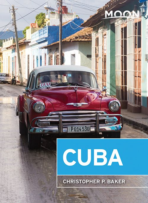 Visting Cuba makes for an intoxicating adventure. Go birdwatching or horseback riding, hike the revolutionary trails of the Sierra Maestra trod by Fidel Castro and Che Guevara, savor delectable criollo cuisine, indulge in the world's finest cigars fresh from the factory, or enjoy a night on the town with a few authentic mojitos and cuba libres. Moon Cuba is a comprehensive guide to discovering Cuba's compelling history, romantic architecture, and natural wonders. #cuba #travel