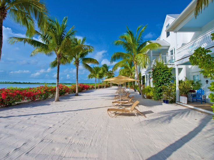 I know I've already been to Key West, but I like the looks of this place best.