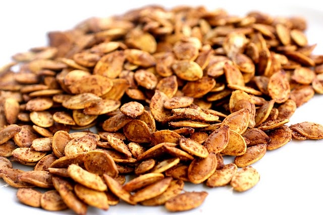 Roasted Pumpkin Seeds delicious!: Savory Pumpkin Seed Recipe, Pumpkin Seed Recipes, Pumkin Seed Recipe, Food, Roasted Pumpkin Seeds Recipe, Delicious Roasted