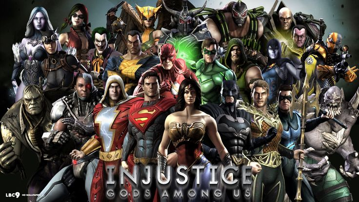KnN Compete: Injustice Gods Among Us