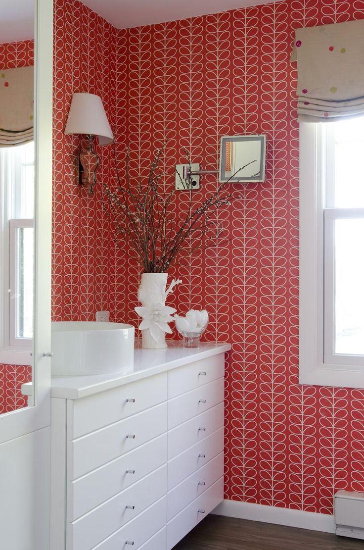 Orla kiely linear stem wallpaper - How To Downsize Delightfully Kiely Wallpaperwallpaper