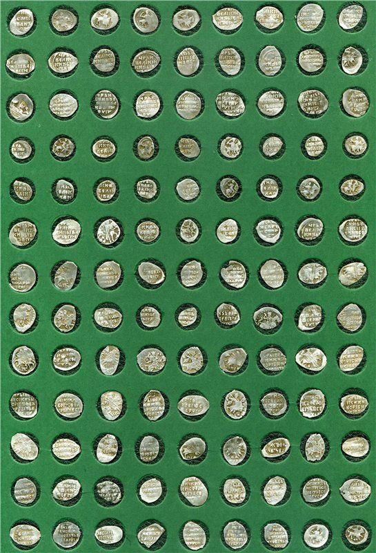"Монеты "" Чешуйки "" ."