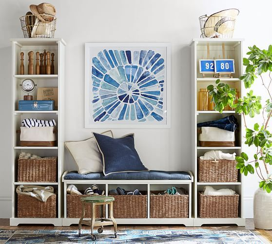 623 best images about pottery barn on pinterest for Pottery barn laundry room