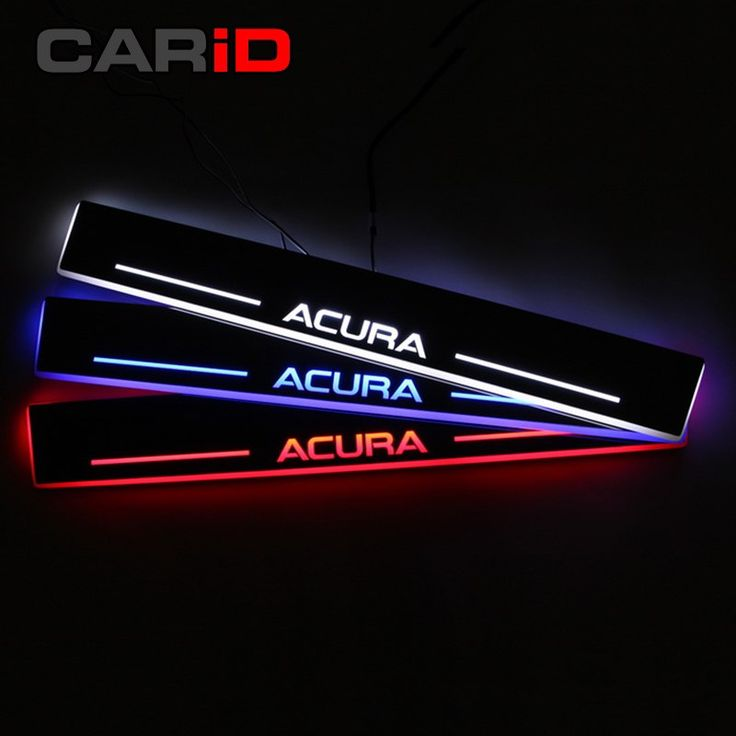 CARiD Moving Welcome Light For Acura MDX 2011 2012 2013