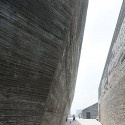 #architettura Wang Shu, Amateur Architecture Studio - Ningbo Historic Museum - le masse