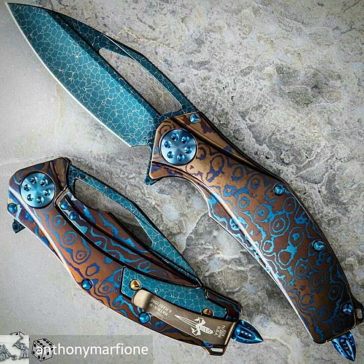 This is one of the most amazing knifes I have ever seen, and I have seen a lot.