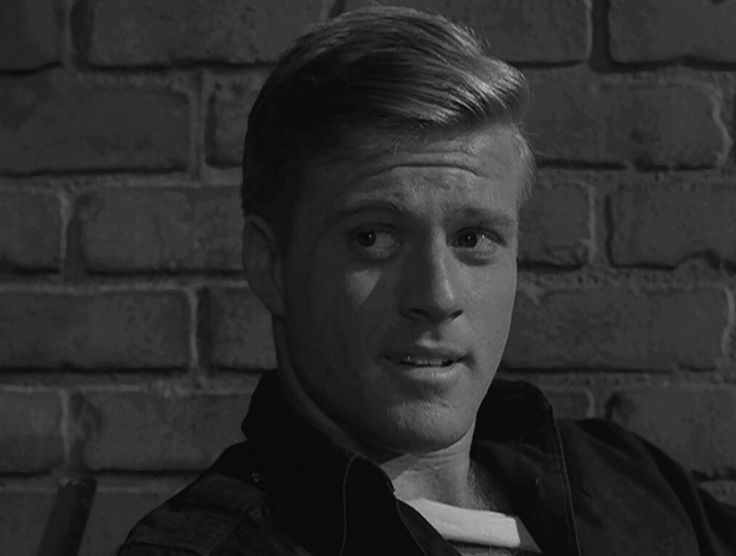 Robert Redford From The Twilight Zone Episode Quot Nothing In