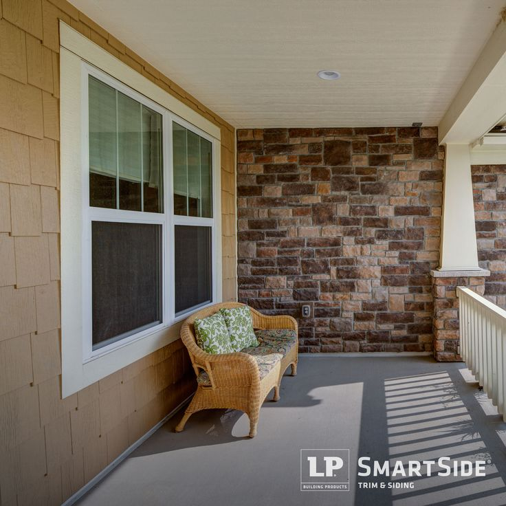 Neutral Colors Of Lp Smartside Cedar Shakes And Trim