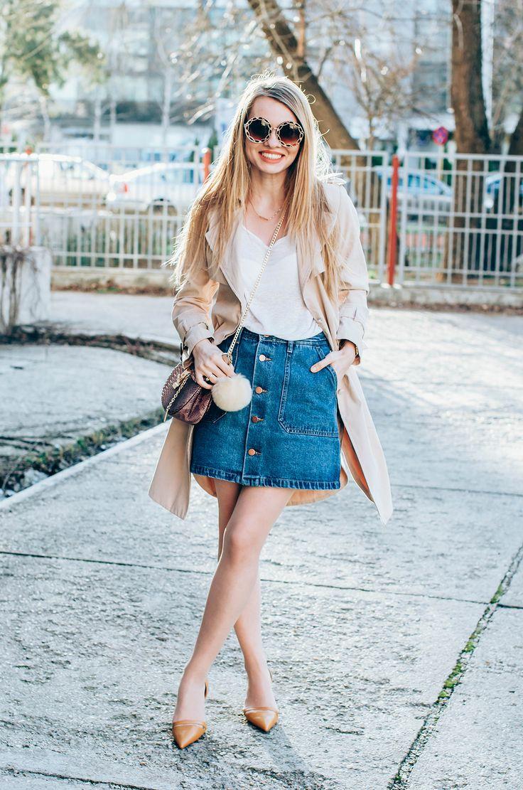 Pink Wish: Women's Oversize Round Flat Pattern Sunglasses 9832