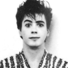 Robert Downey Jr When He Was Young | young robert downey jr | Tumblr