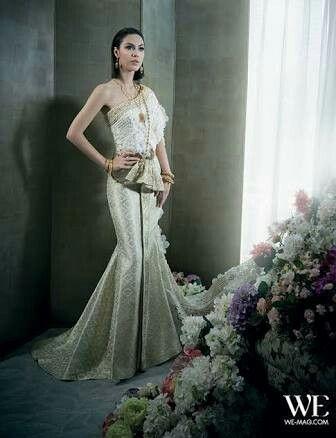 wedding thai dresses