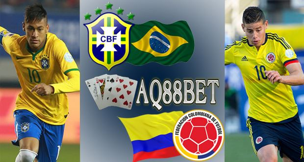 Agen Bola AQ88bet - Ajang Pembuktian Pemain Terbaik, Neymar Atau Rodriguez