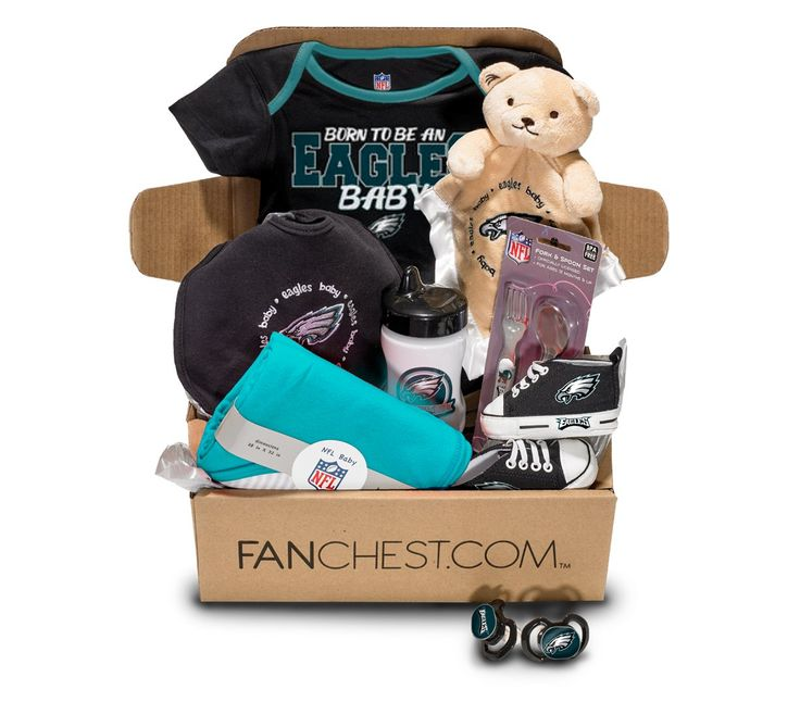 11 best philadelphia eagles gift ideas images on pinterest gift philadelphia eagles baby fanchest i negle Image collections
