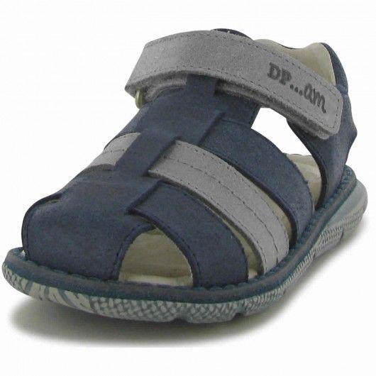Sandale garçon Bleu