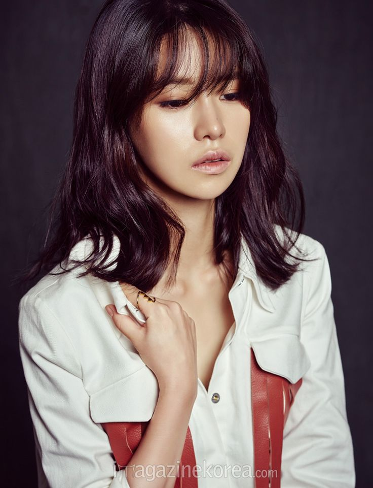 Korean Magazine Lovers (Im Ji Yeon - Esquire Magazine September Issue '15)