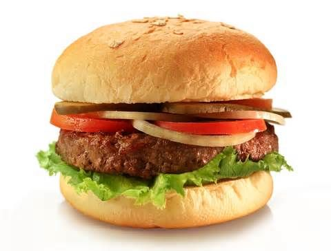 Bev's Blog: Homemade beef burgers