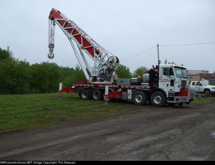 2014 Peterbilt/Central Brute CN074778 Description: CN Safety Day. Photo Date: 6/6/2015 Location: Moncton, NB Author: Tim Steeves