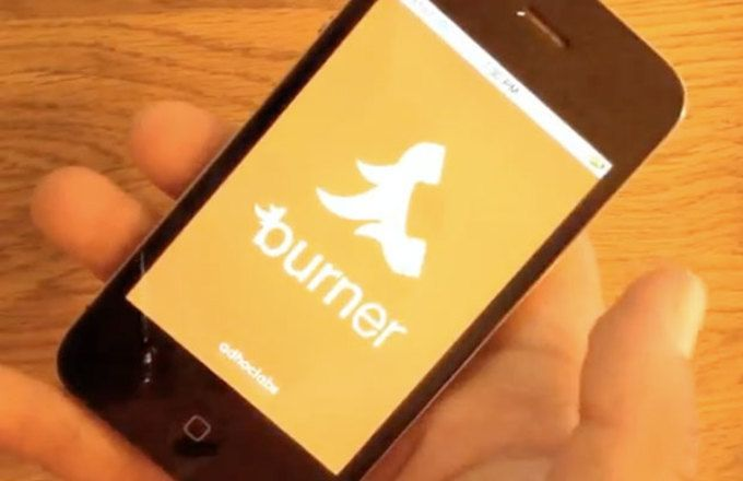 Burner iPhone App Lets You Create Temporary Phone Numbers