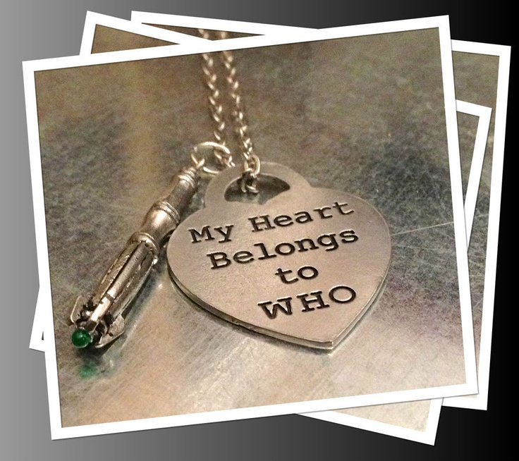 So true! Awesome necklace!