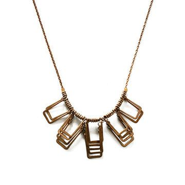Rasenna Necklace by  Laura Lombardi