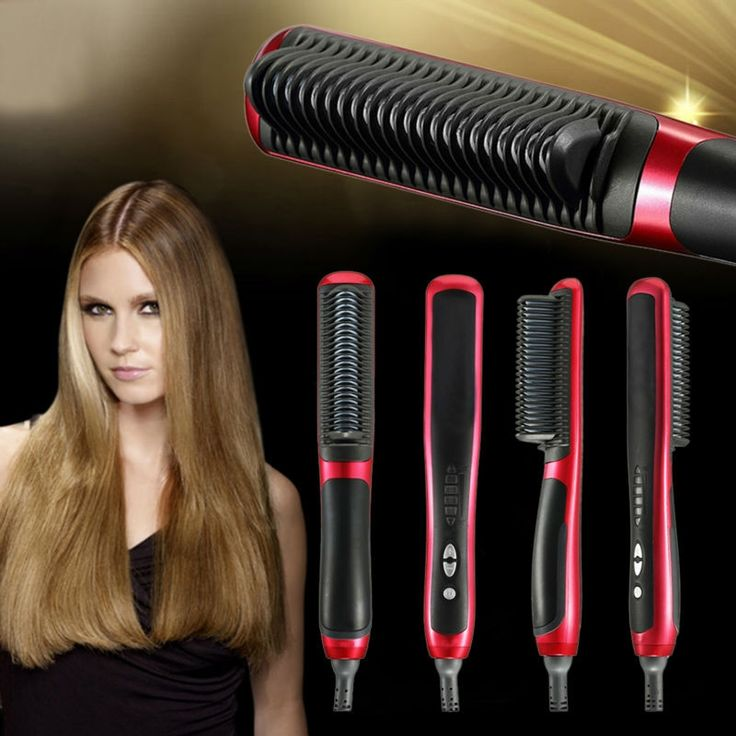 19.43$  Watch here - http://ali770.shopchina.info/go.php?t=32649715014 - 2016 Fast Electric Hair Straightener Comb Alisadora Steam Hair Straightening Iron Professional Hair Styling Tool With Plug 19.43$ #buychinaproducts