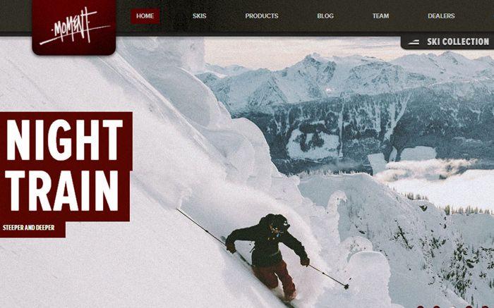 Moment Skis  Best Website of October