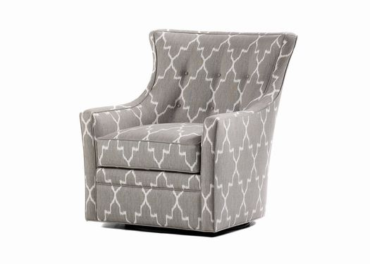 shop for jessica charles delta swivel chair and other living room wing chairs at hickory furniture mart in hickory nc