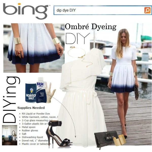 """""""Looks to DIY for with the Bing Summer of Doing"""" by luda123 on PolyvoreWanna Dyes, Bing Summer, Dyes Stuff, Crafts Ideas, Summer Projects, Future Projects, Summer Diyy, Awesome Ideas, Polyvore Lov"""