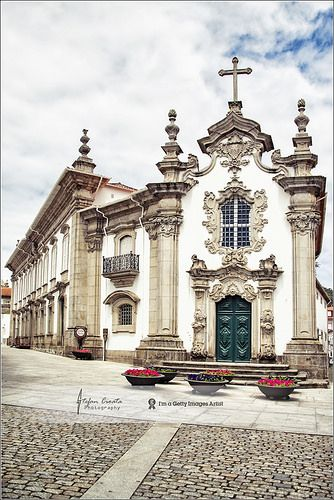 Capela das Malheiras, The Baroque Church | Viana do Castelo, Portugal