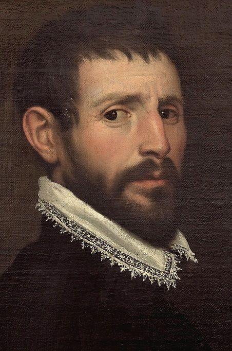 Jacopo da Empoli, Self-Portrait, late 16th or early 17th century