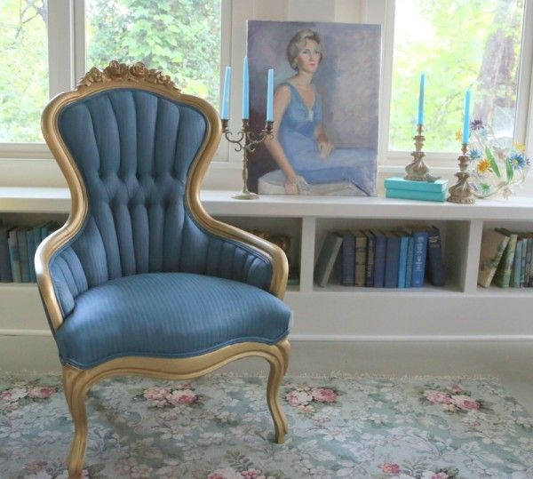 How to Welcome Your Victorian Furniture into the 21st Century