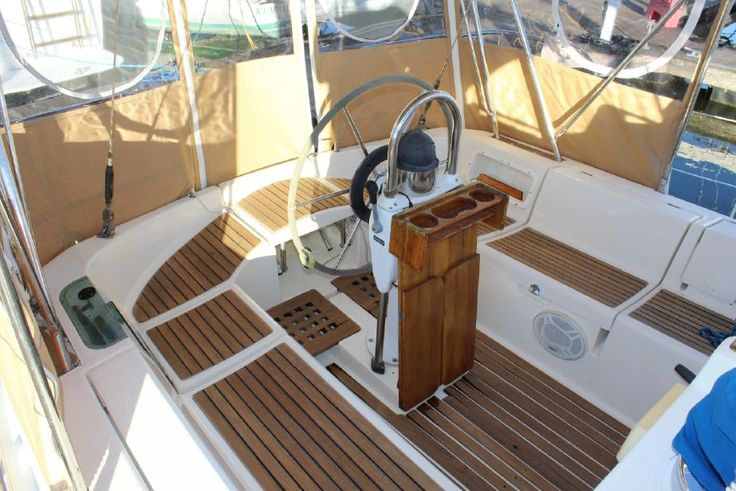 1992 Beneteau Evasion Pilothouse 36 Sail Boat For Sale - www.yachtworld.com