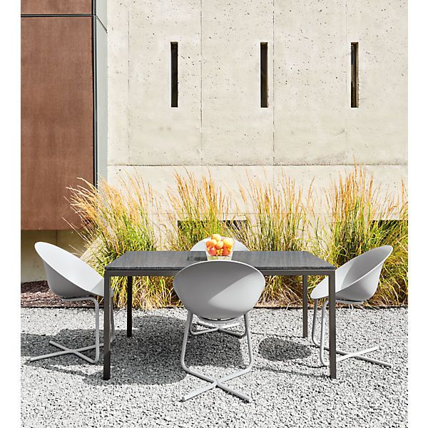 The 25 best Modern outdoor dining chairs ideas on Pinterest