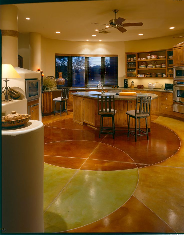 concrete floors kitchen 133 best images about concrete flooring on 2423
