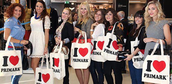 Primark arrive officiellement en France cet automne