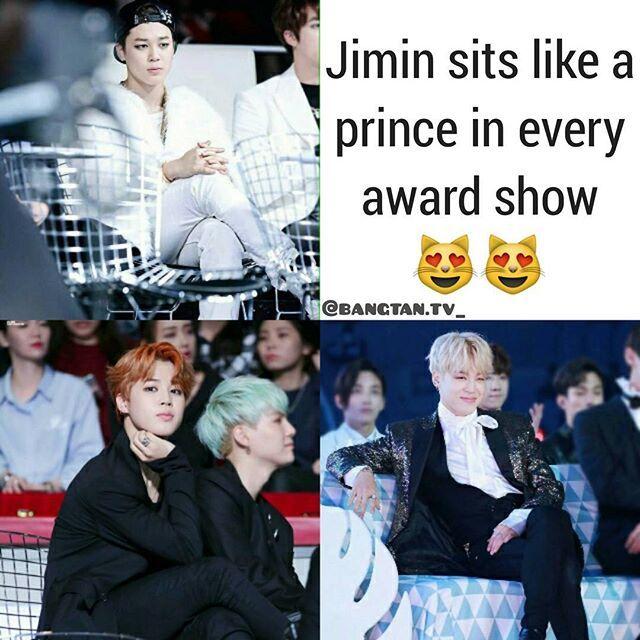 [BTS MEMES] : 지민니 부산의 왕자~ ~ admin 호비 || He is a prince though