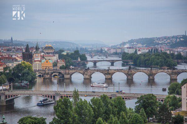 Prague is amazing.