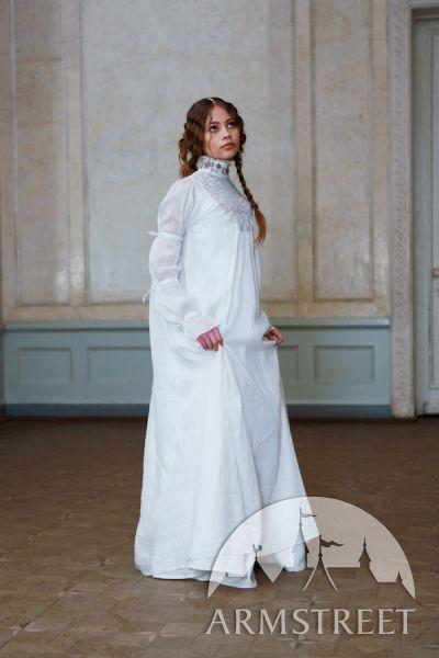Renaissance Chemise Unterhemd aus Leinen kaufen